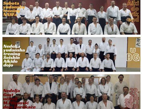 Bili smo: BG Aikido vikend