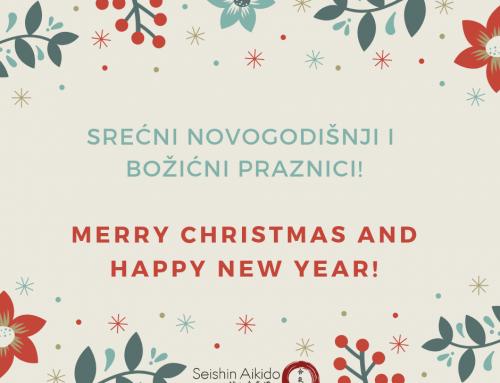 Srećna nova 2019a godina!!!