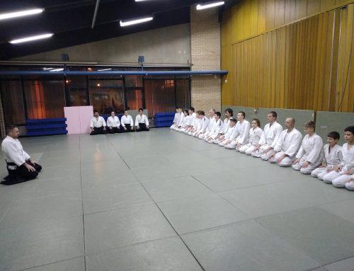 Održano polaganje za učenička zvanja u Seishin Aikido dojo -u