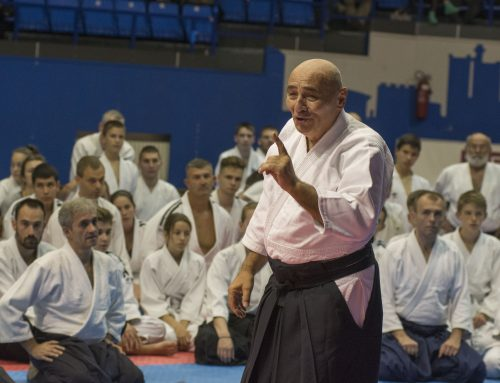 I ONLY RESPECT THE KNOWLEDGE – INTERVIEW WITH MICHELE QUARANTA SHIHAN