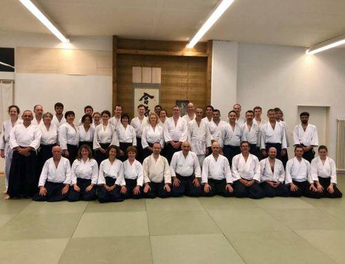 Bili smo: Easter aikido stage Bazel