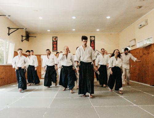 Bili smo: Letnji aikido seminar AK Akira i AK Karađorđe